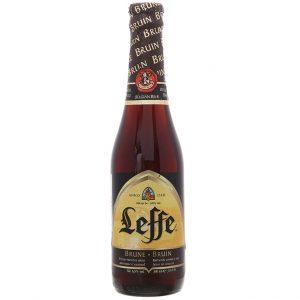 Bia Leffe Brune