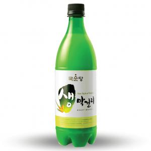 Rượu Gạo Hàn Quốc Draft Makkoli