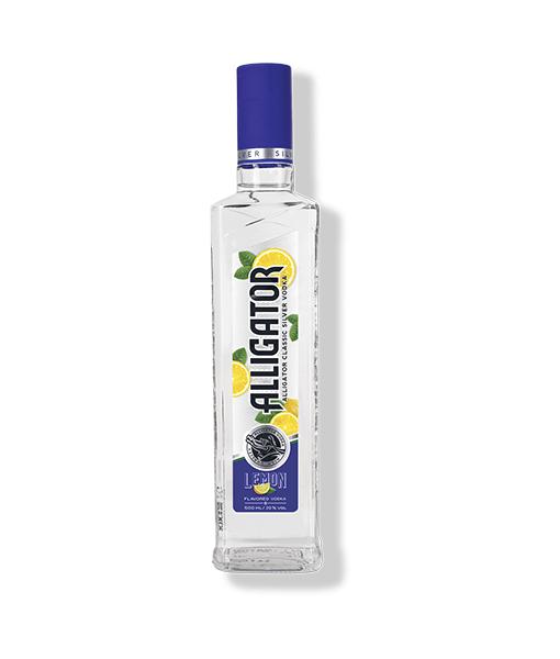 Rượu Vodka Cá Sấu Chanh