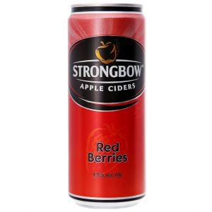 Strongbow dâu
