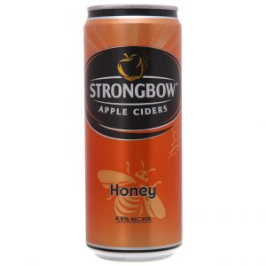 Strongbow mật ong